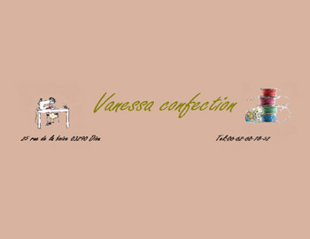 Mme ESTEVES - Vanessa Confection
